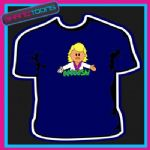 KEITH LEMON OOOSSSHH  CARTOON  MAN FUNNY  WEE TSHIRT